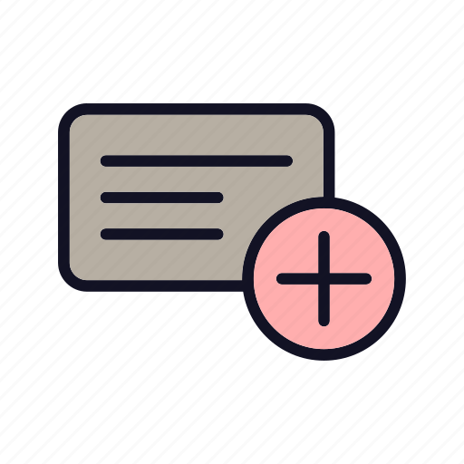 account, account-card, card, credit, debit, payment, shopping icon