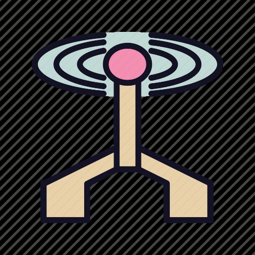 air, air signal, aircraft, airplane, communication, essential, signal icon