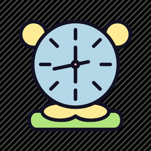 alarm, attention, clock, larm-clock, ring, stopwatch, timepiece icon