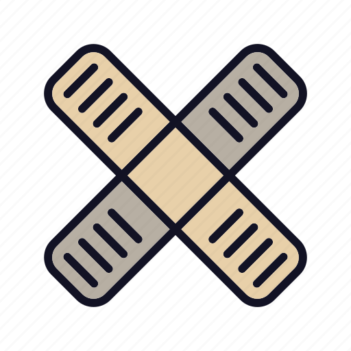 aid, bandage, care, dental, first, recovery, treatment icon
