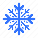 cold, ice, snow, snowflake, weather, winter icon