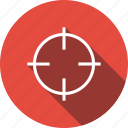 aim, archery, focus, goal, objective, success, target icon