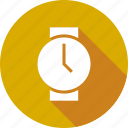 device, electronic, hipster, minutes, time, watch icon