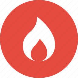 burn, burning, danger, fire, flame, hot icon