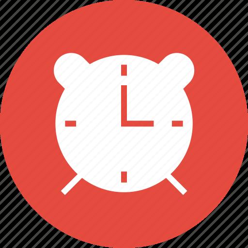 alar, alarm, alarmclock, clock, time, watch icon