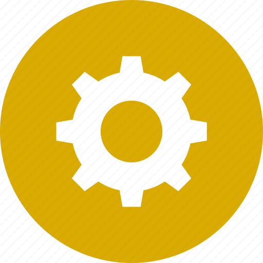 cog, cogwheel, gear, options, repair, setting icon