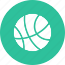 ball, basketball, football, game, sports icon