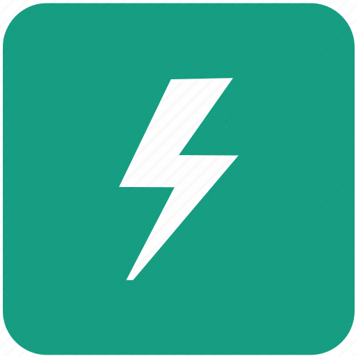 app, electric, electricity, mobile, program icon
