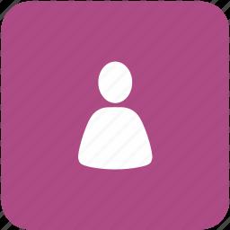 login, man, mobile, service, user icon