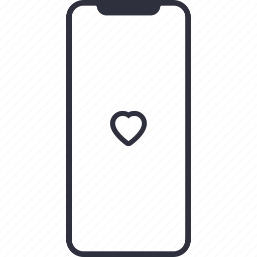 heart, iphone, iphone 10, iphone x, iphonex, like, love icon