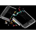 apple, iphone, broken, perfect product