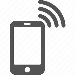 android, iphone, mobile, ringing, wifi, wireless icon