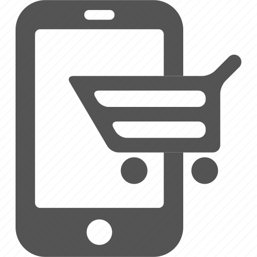 android, cart, ecommerce, iphone, shipping, shop, shopping icon