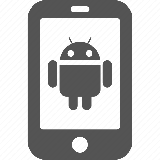 android, iphone, mobile, phone, repair icon