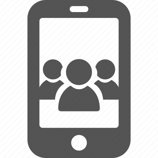 android, communication, connection, iphone, mobile, network icon