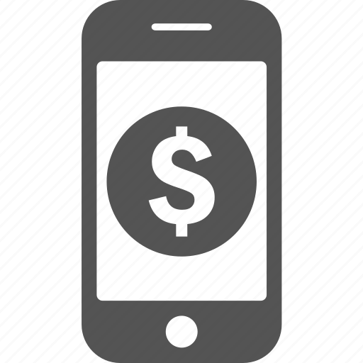 android, call, cash, iphone, mobile, money, phone icon