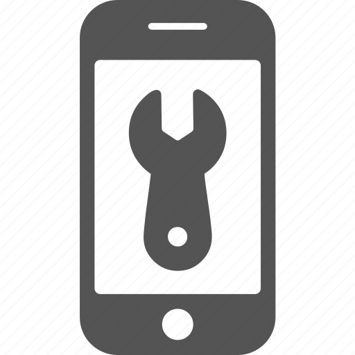 android, iphone, mobile, option, phone, repair, tool icon