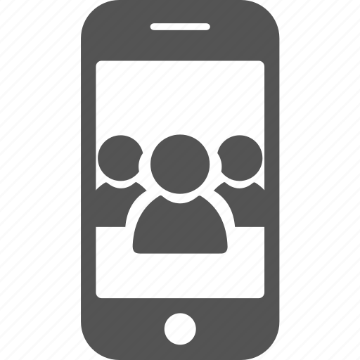 android, call, communication, iphone, mobile, phone icon