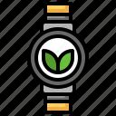 watch, farming, gardening, wristwatch, timer
