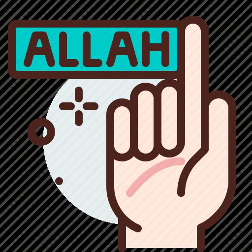 allah, belief, cultures, muslim, ramadan, religion icon