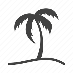 arab, coconut, islamic, nature, palm, tree, trees icon