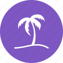 arab, coconut, dates, nature, palm, tree, trees icon