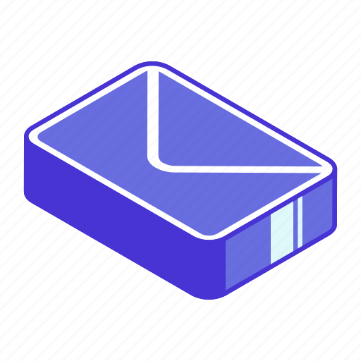 e-mail, inbox, mail, message, talk icon