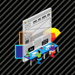 block, building, framework, illustrator, photoshop, site, sketch icon
