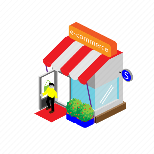 Commerce, shop, business, ecommerce, office, store icon - Download on Iconfinder