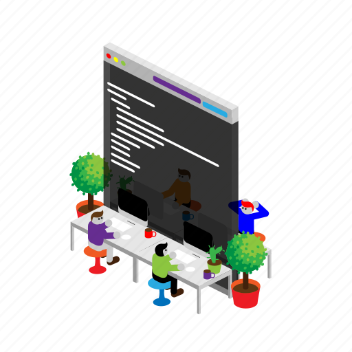 code, coding, design, development, html, layout, program icon