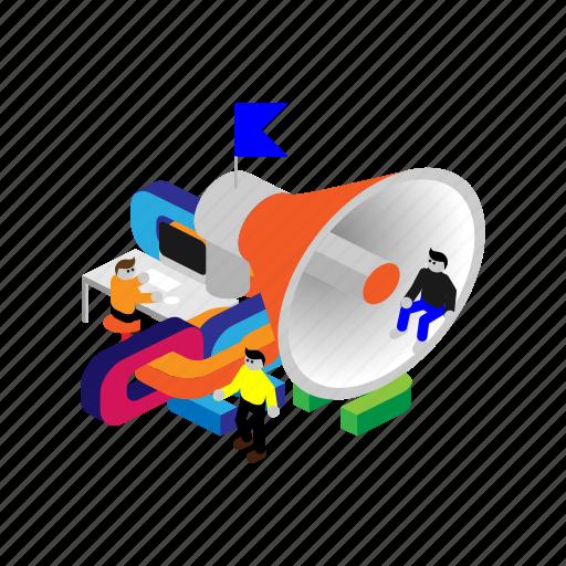 Links, promo, promotion, speaker, communication, media, multimedia icon - Download on Iconfinder