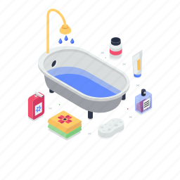 bathing tub, cleaning products, jacuzzi, personal hygiene, shower tub
