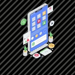 app creation, app design, app launch, mobile app, smartphone app