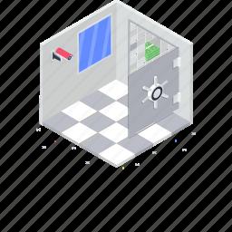door sensor, entrance door, security checkpoint, security door