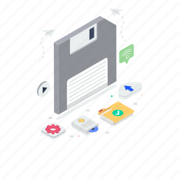 data migration, data storage, data transfer, floppy disc, storage disc