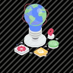 creative solution, global solution, innovative network, international solution, worldwide solution
