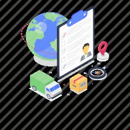 custom clearance, customs declaration, freight forwarding, logistic file, logistics deed