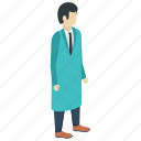 doctor, medical assistant, medical specialist, surgeon, surgical assistant icon