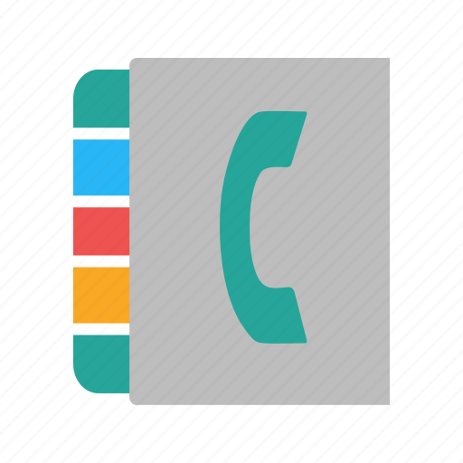 addressbook, communication, connections, contacts, list, network, phone book icon