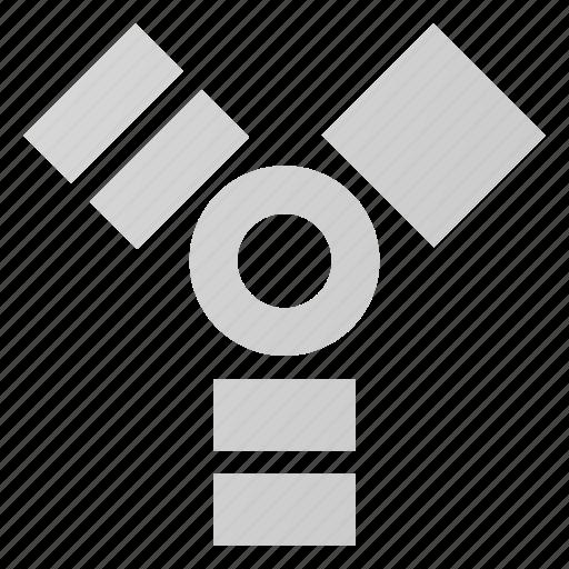 cable, firewire, plug, port, sign icon