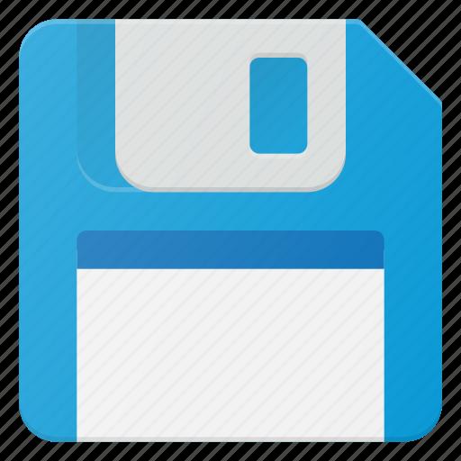 disc, floppy, memory, save, sign icon