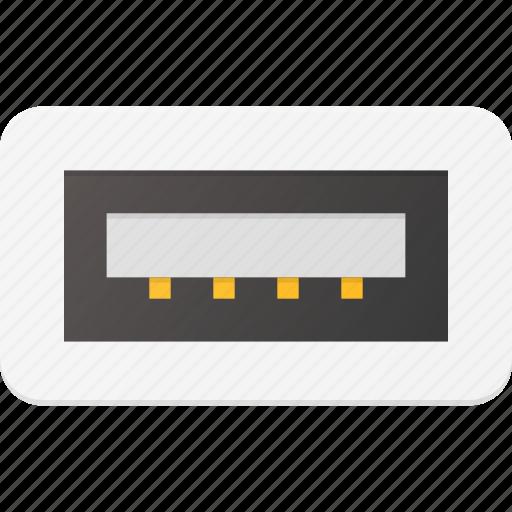 cable, plug, port, sighn, sign, usb icon
