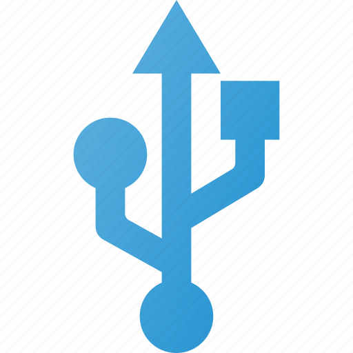 cable, plug, port, sign, usb icon