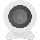 cam, camera, video, web, webcam icon