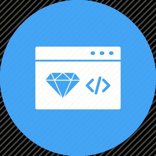 clean, code, data, optimization, program, software, website icon