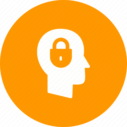 authentication, computer, confidentiality, data, password, private, security icon