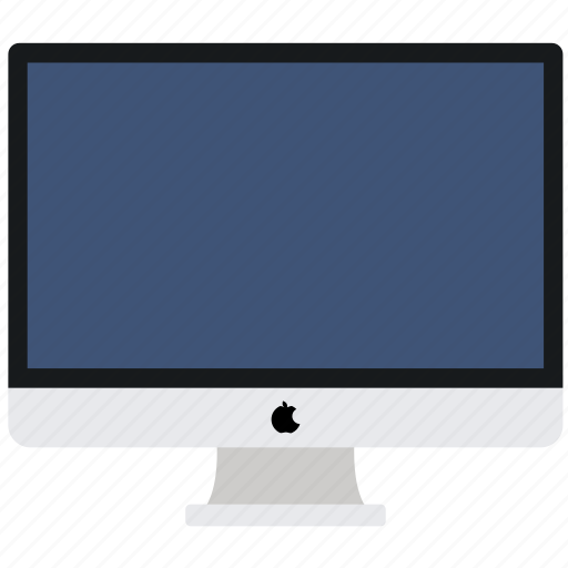 computer, display, imac, mac, monitor, screen icon