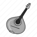 mandolin, instrument, national, music, musical