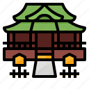 architecture, cultures, japan, shrine icon