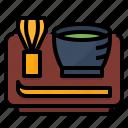drink, green, japanese, matcha, tea icon